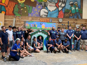 Habitat for Humanity: Leading the R(Heart) Way