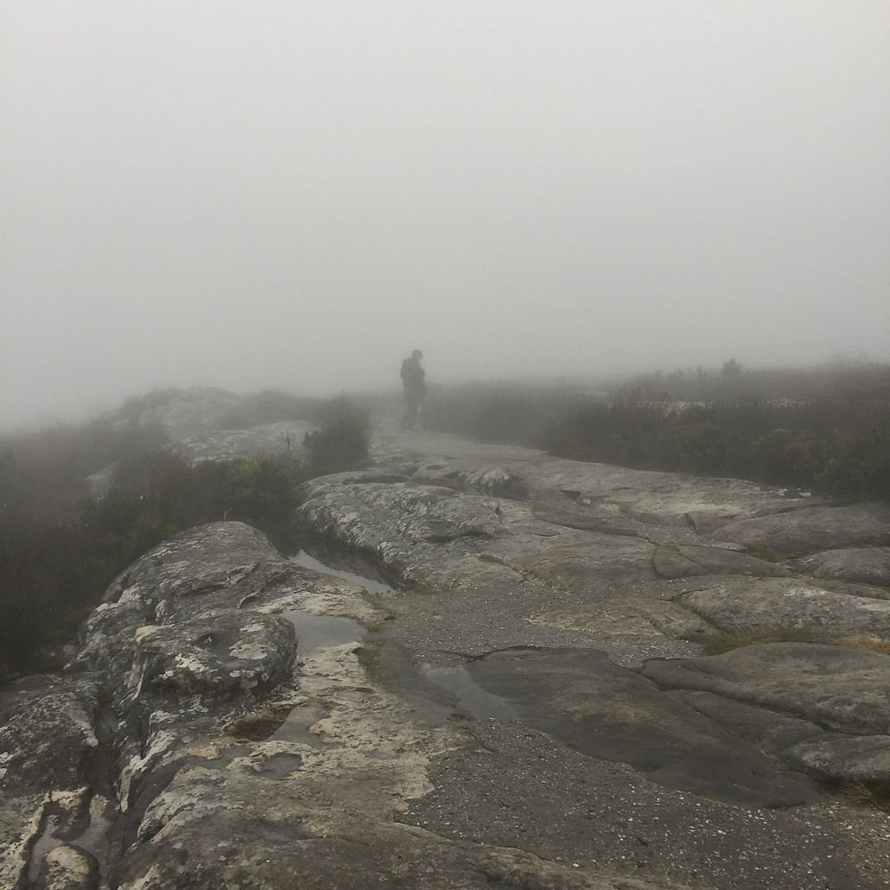 Highs and Lows of Life and hiking