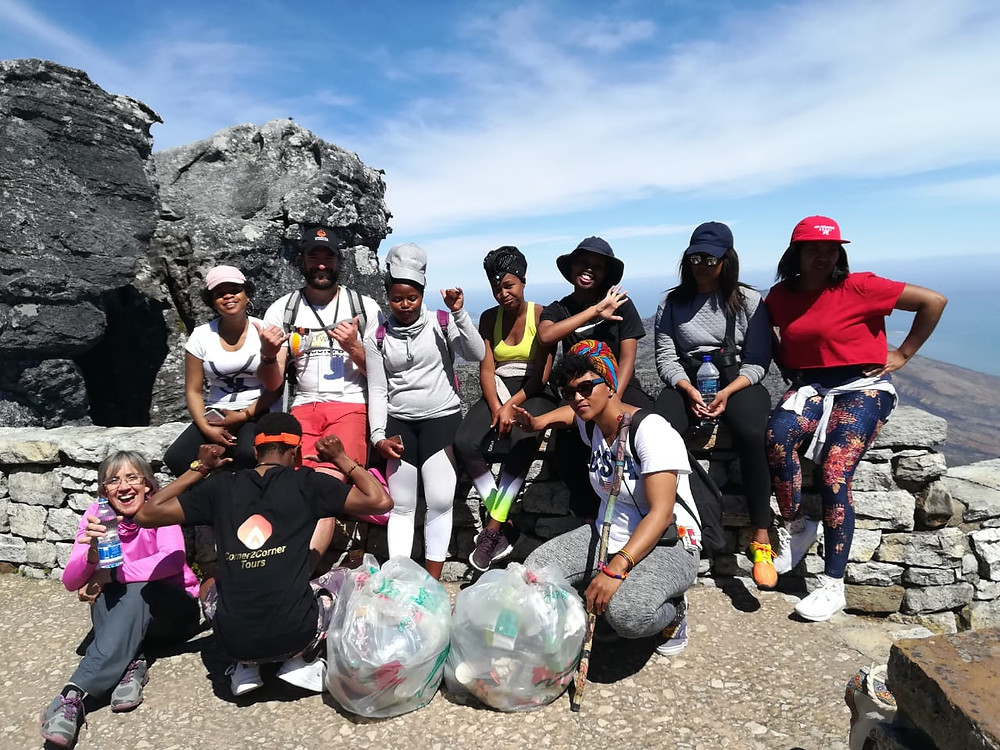 Top of Table Mountain Heritage Day