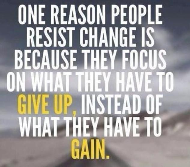 Change inspiration