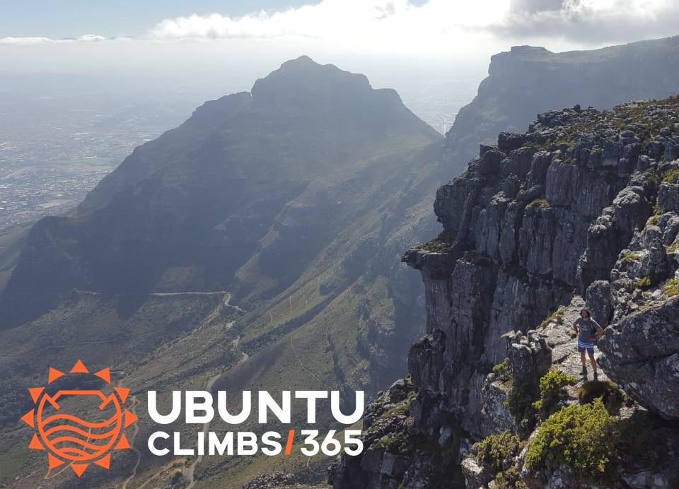 365 Ubuntu Climbs thank you