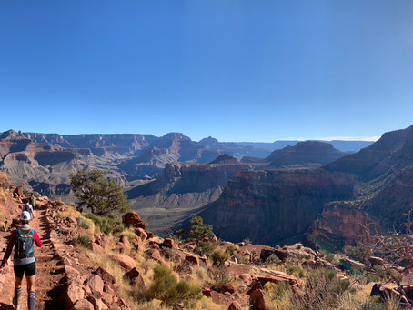 Turning Dreams Into Reality ~ What the Grand Canyon Can Teach You