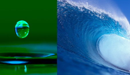 The Rain drop that Became a Tidal Wave