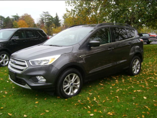 2018 FORD ESCAPE -M2444