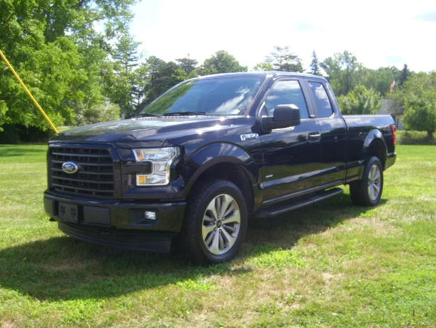 2017 FORD F150 - M2434