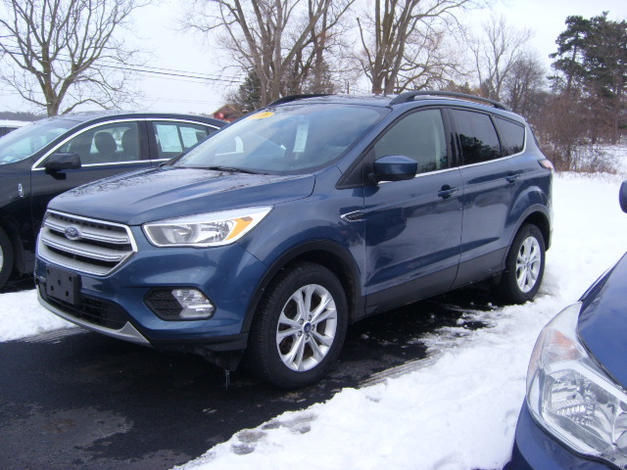 2018 Ford Escape - M2457