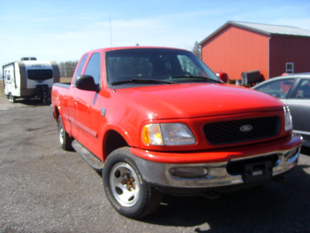 1998 Ford F150 - M2466