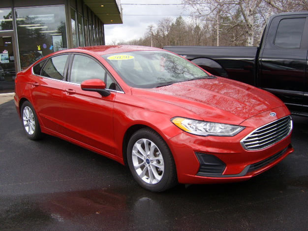 2020 Ford Fusion - M2467