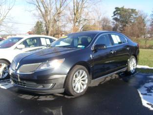 2013 Lincoln MKS - M2456