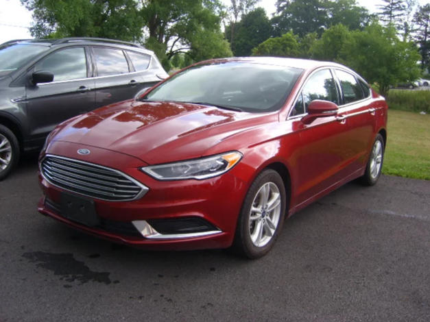 2018 FORD FUSION - M2431