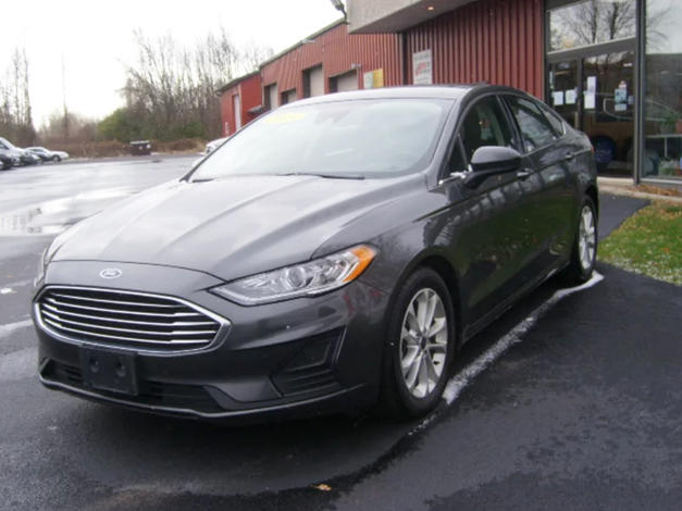 2019 FORD FUSION - M2447