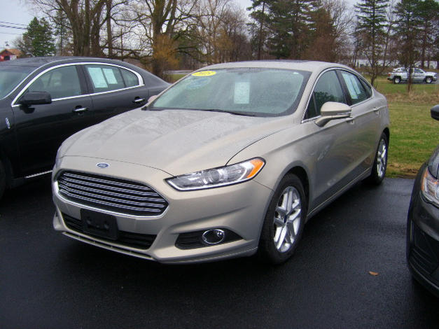 2015 Ford Fusion - M2468