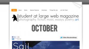 Student at Large Magazine