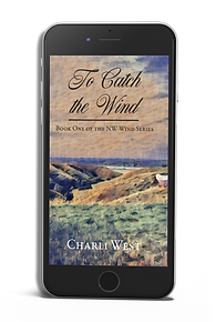 BookBrushImage.To Catch the Wind Book On