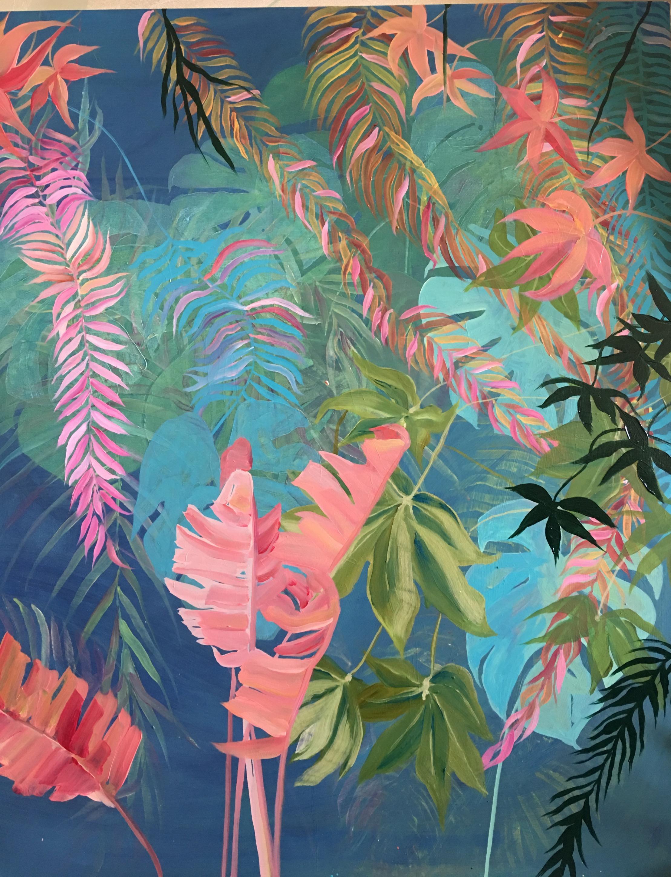 Tropical pinks