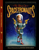 THE BOOK OF SPACETRONAUTS