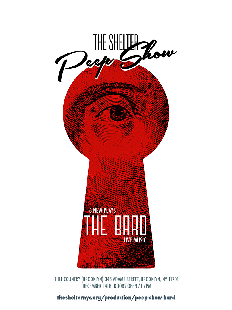 "The Shelter Peep Show, ""The Bard"""
