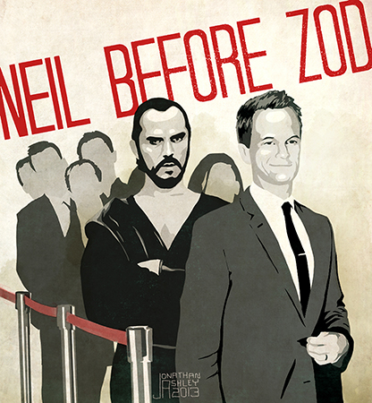 """Neil Before Zod"""