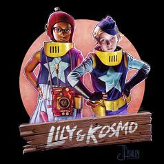 LILY & KOSMO