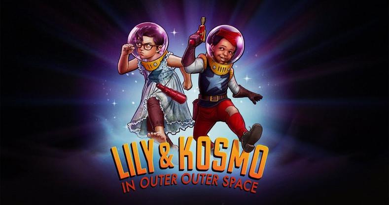 LILY & KOSMO (book trailer)