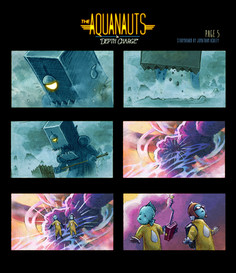 THE AQUANAUTS