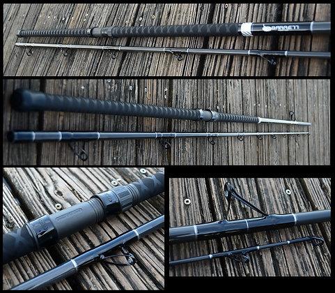 13' 6-16oz shark series conventional casting surf rod