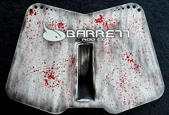 battle warn blood splatter p-22