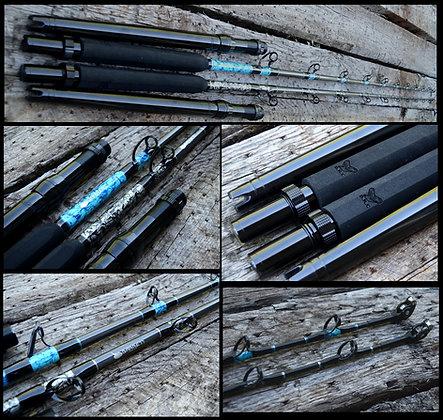 Custom 9ft 80-200lb Shark Rod