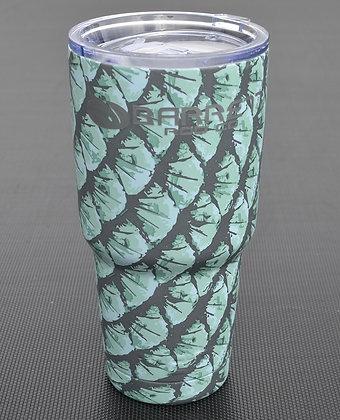 scales YETI rambler cup
