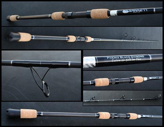 "8'6"" phenix snook/tarpon/redfish spinning rod"