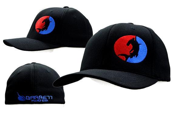 black flexfit hammerhead hat