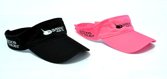 pink adjustable visor