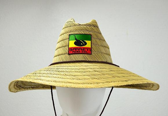 surf style straw hat