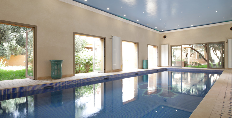YOUR HEATED POOL