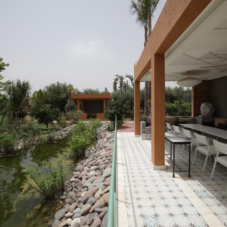 Pavillion Dar Gonzo Garden