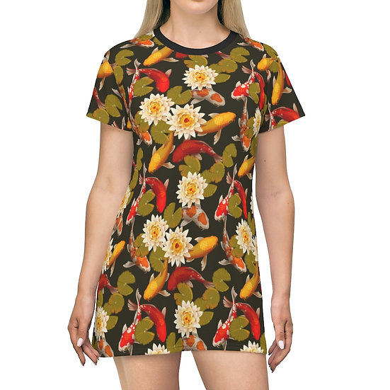 Women's Casual Print Dress - KOI LILLY