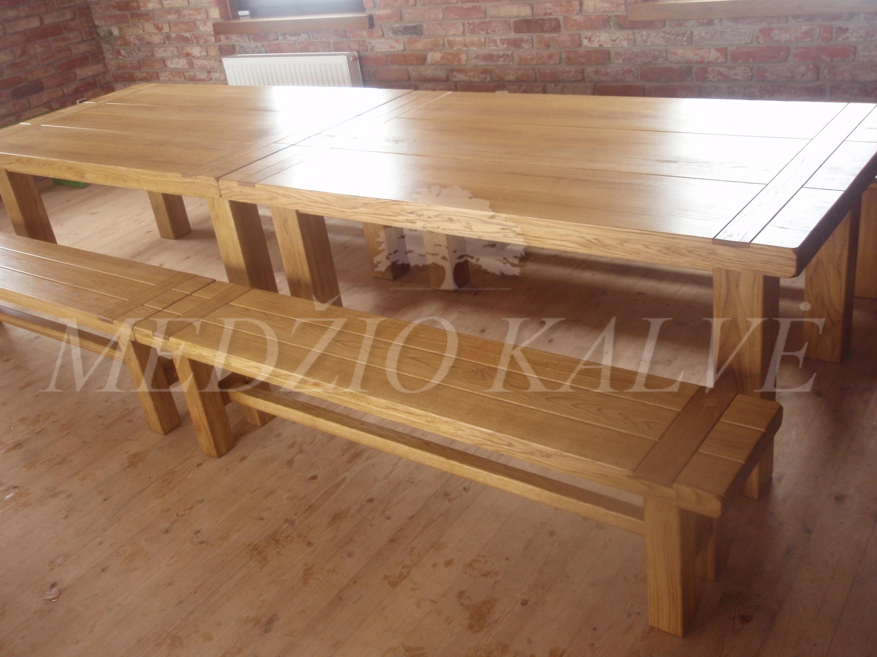 Lauko baldai | MEDŽIO KALVĖ