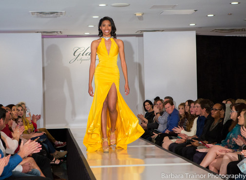 Glam Squad Couture Spring Fashion Show