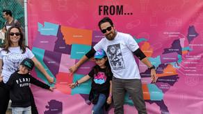 Road Trip to the Vegan Street Fair in L.A.