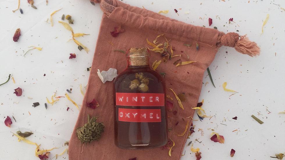 Winter Oxymel