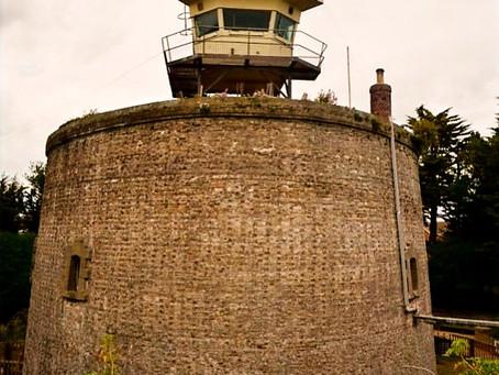 Martello Tower, Napoleon had nothing on us!