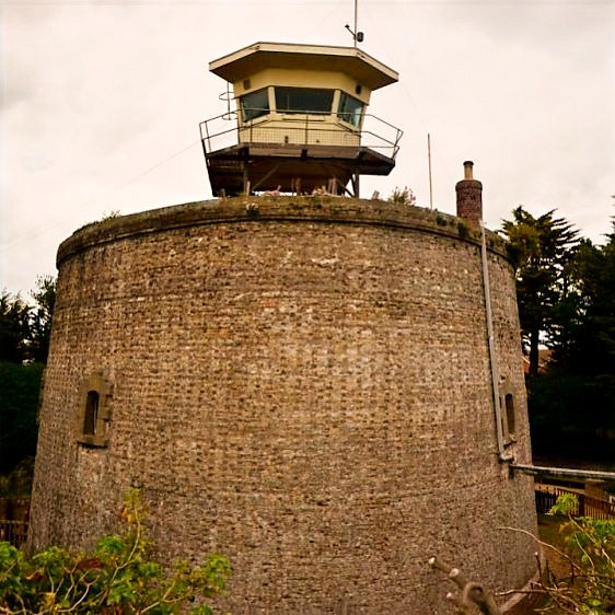 Haunted Tower in Clacton-On-Sea