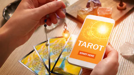 Facebook Live Tarot Reading