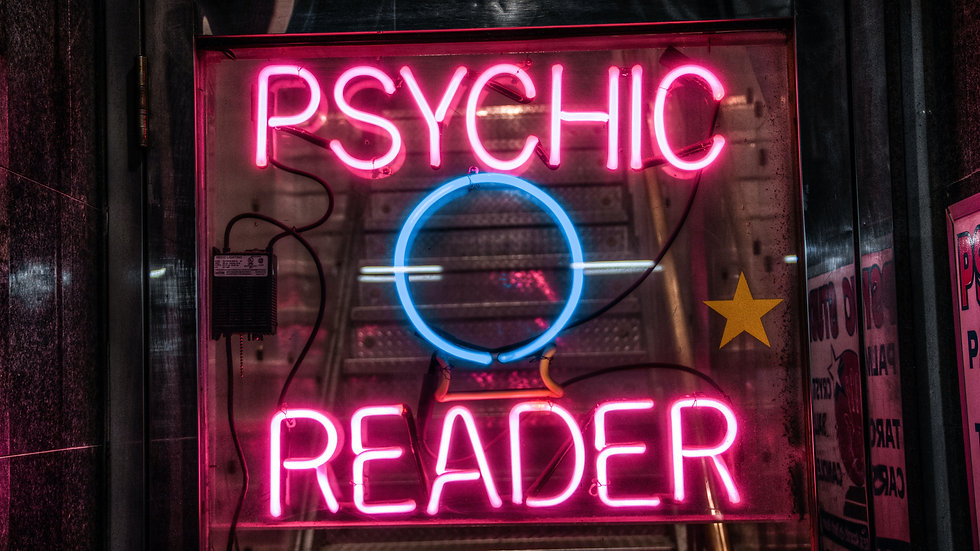 Full Psychic Reading