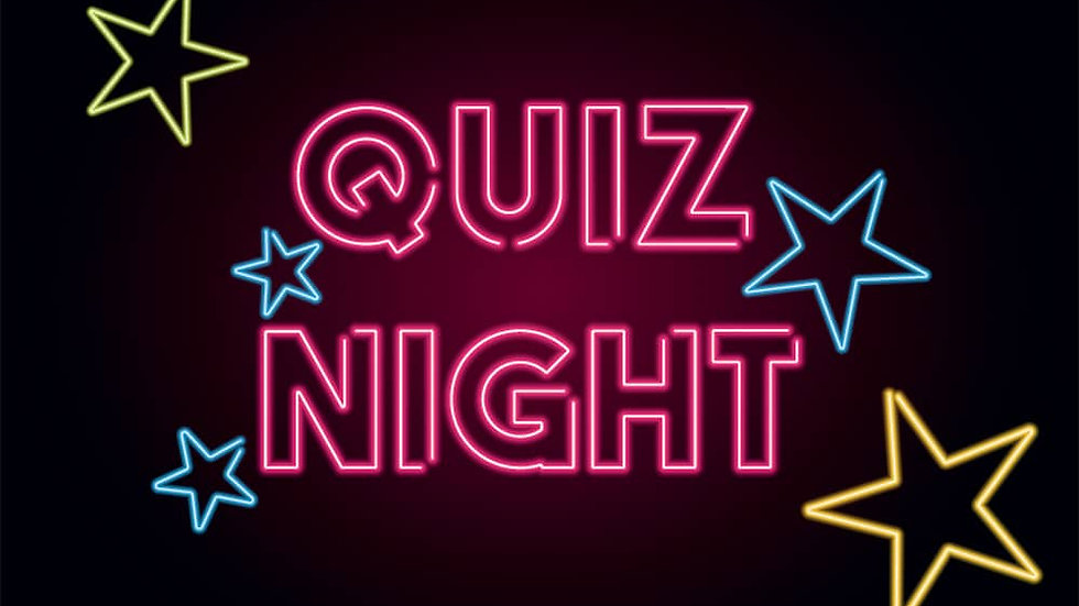 Quiz Night with Jesse
