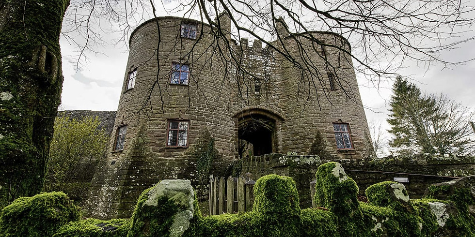 St Braivels Castle Weekend Ghost Hunt Experience