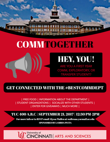 CommTogether Flyer