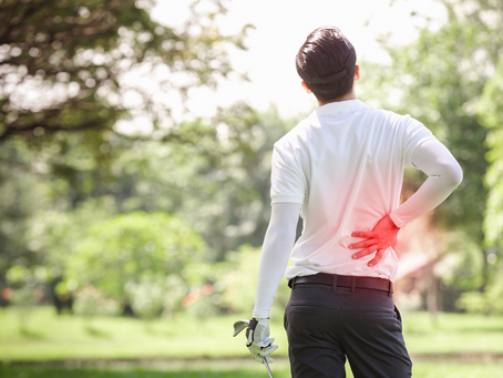 10 Common Golf Injuries