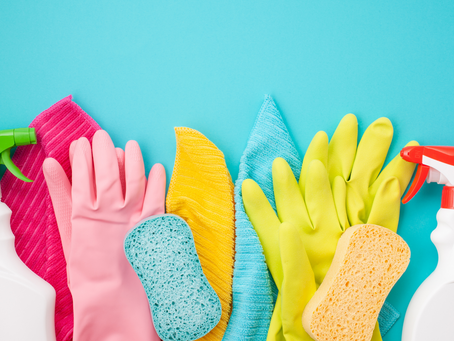 13 Ways to Turn Spring Cleaning into a Workout