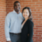 Dr Andre Rodrigues and Dr Thao Bui